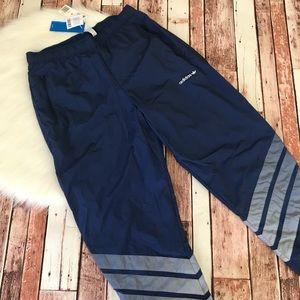 Adidas Originals Tracksuit Bottoms Medium Navy
